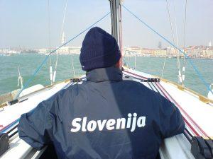 Reaching Venice