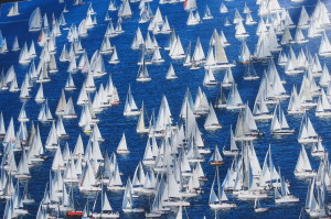 the biggest regatta in the world
